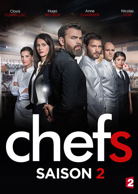 NetPlus VOD - Chefs - Saison 2