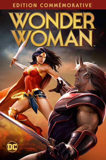 NetPlus VOD - Wonder Woman : Commemorative Edition