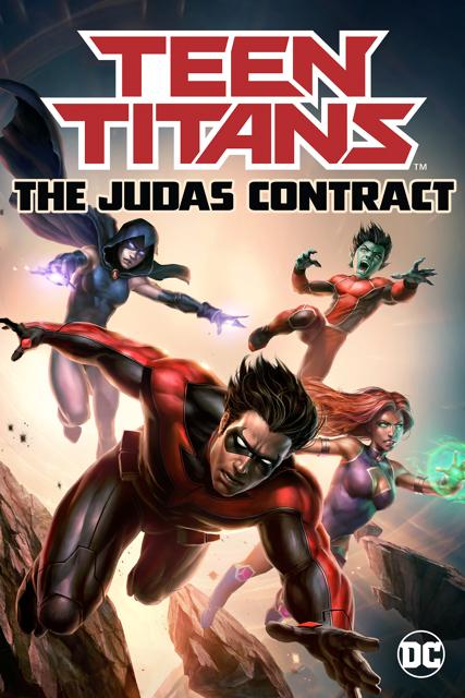 NetPlus VOD - Teen Titans : The Judas Contract
