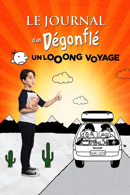 NetPlus VOD - Journal d'un dégonflé : un looong voyage