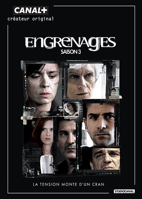 NetPlus VOD - Engrenages - Saison 3