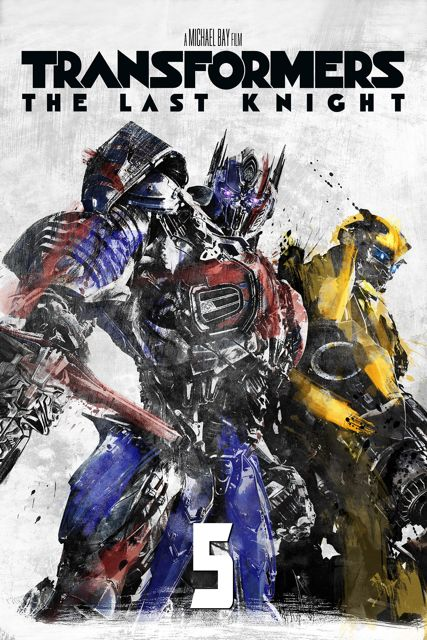 NetPlus VOD - Transformers: The Last Knight