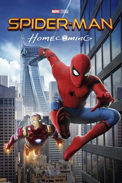 NetPlus VOD - Spider-Man : Homecoming