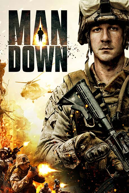 NetPlus VOD - Man Down