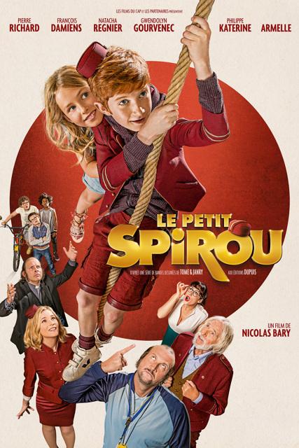 NetPlus VOD - Le Petit Spirou