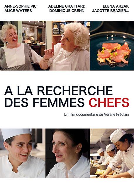 NetPlus VOD - A la recherche des femmes chefs