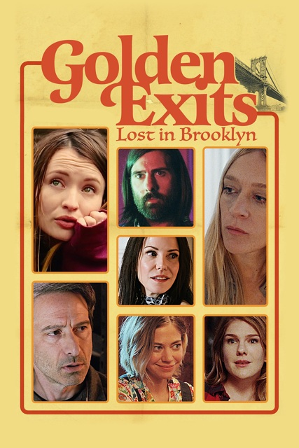 NetPlus VOD - Golden Exits : Lost in Brooklyn
