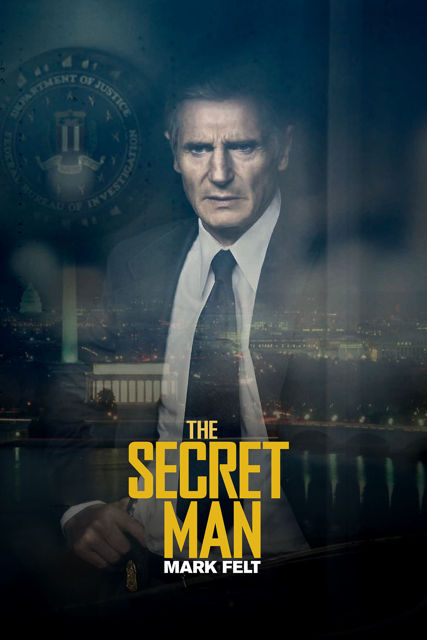 NetPlus VOD - The Secret Man - Mark Felt