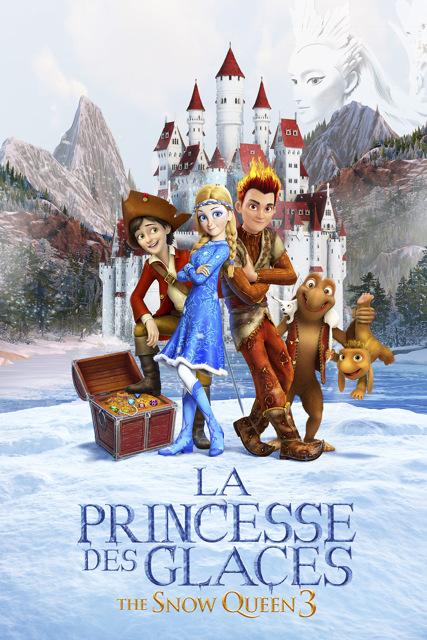 NetPlus VOD - The Snow Queen 3 - La Princesse des glaces