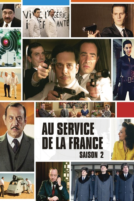 NetPlus VOD - Au service de la France - Saison 2