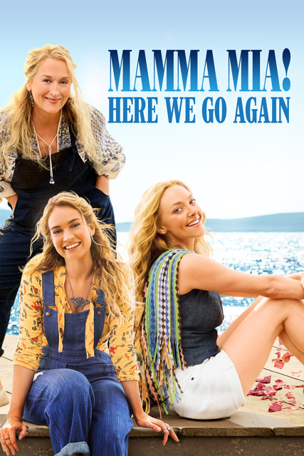 NetPlus VOD - Mamma Mia ! Here we Go Again