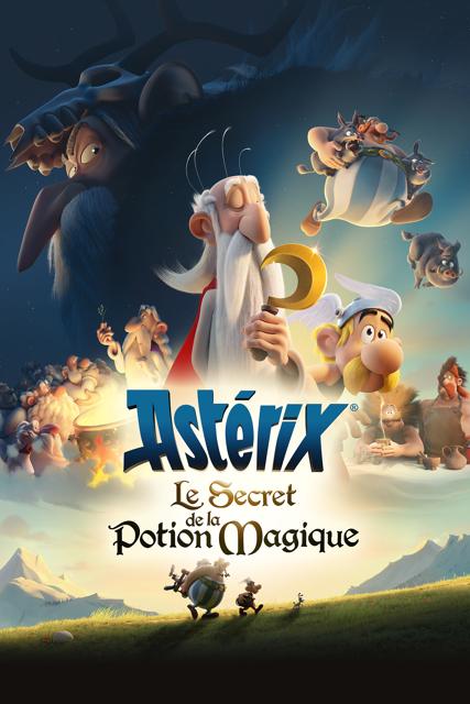 NetPlus VOD - Astérix - Le Secret de la Potion Magique