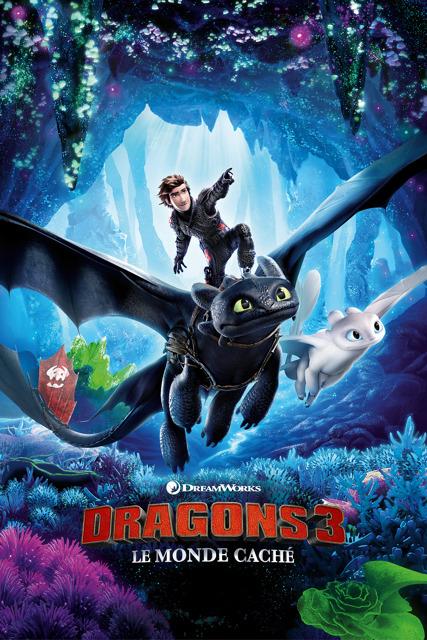 NetPlus VOD - Dragons 3 : Le monde caché