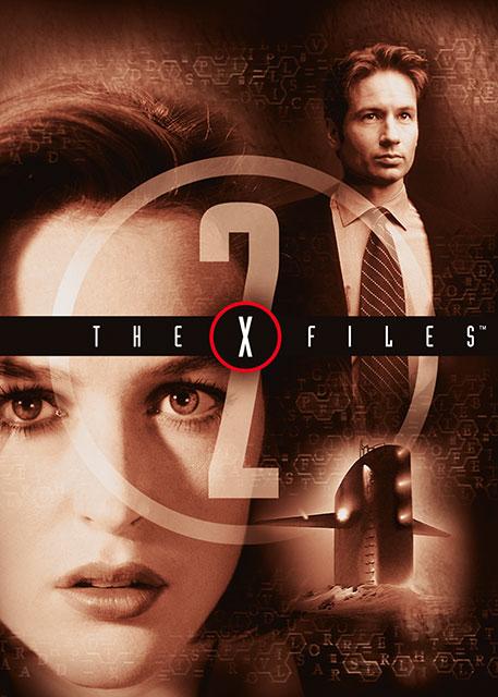 NetPlus VOD - X-Files - Saison 2