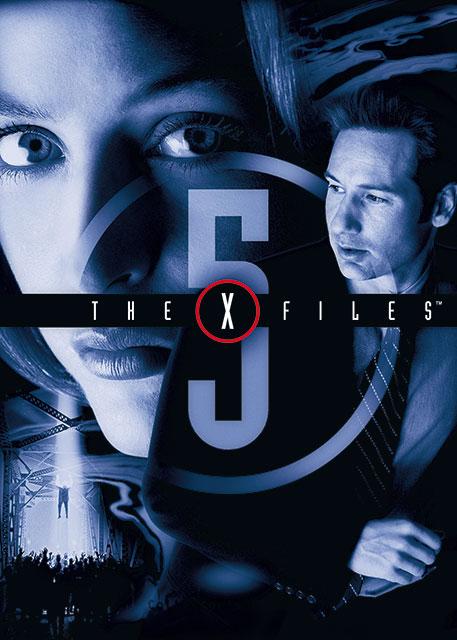 NetPlus VOD - X-Files - Saison 5