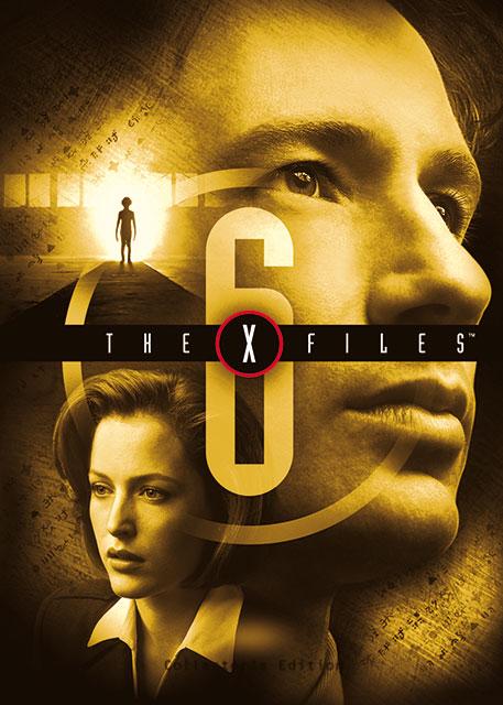 NetPlus VOD - X-Files - Saison 6