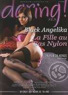 Black Angelika : La fille au Bas Nylon
